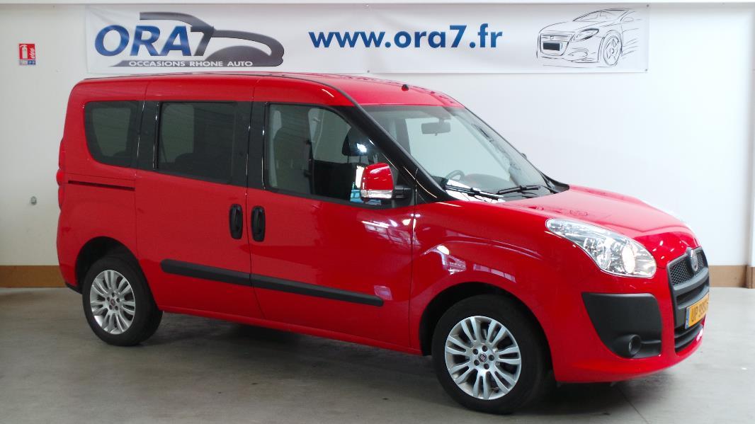 FIAT DOBLO 1.6 16V MULTIJET 90CH DPF EMOT. DUAL STOP&START d'occasion dans votre centre ORA7