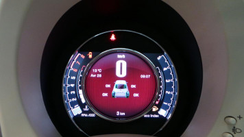 FIAT 500 1.2 8V LOUNGE STOP&START