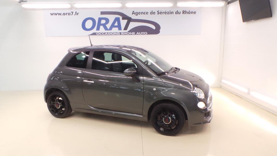 FIAT 500 1.2 8V 69CH S d'occasion dans votre centre ORA7