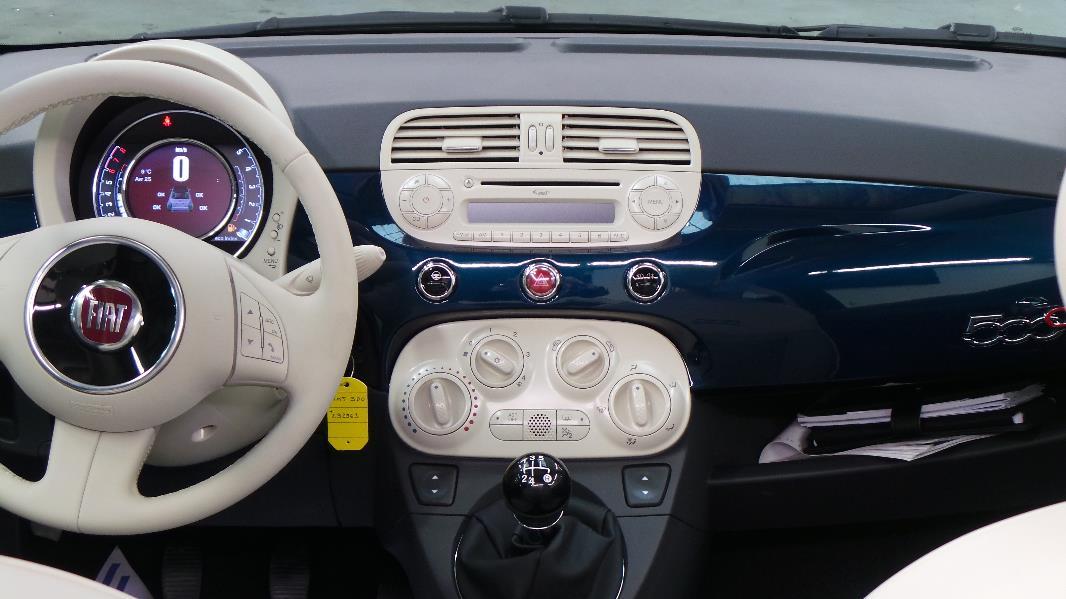 Interieur fiat 500 lounge 28 images photos gt fiat gt for Fiat 500 interieur
