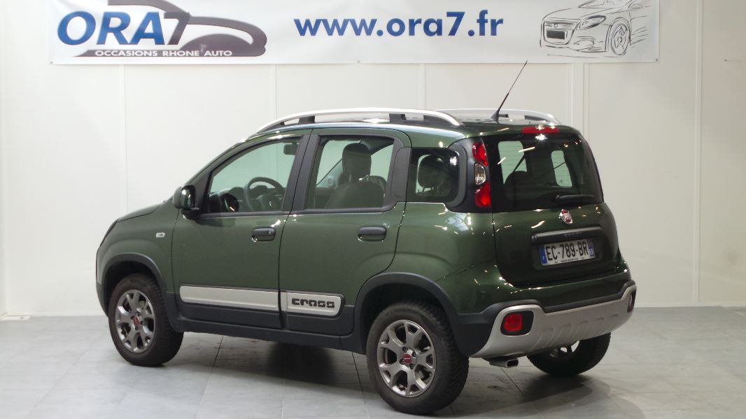 fiat panda 3 4x4 cross 1 3 multijet 16v 95ch s s cross. Black Bedroom Furniture Sets. Home Design Ideas