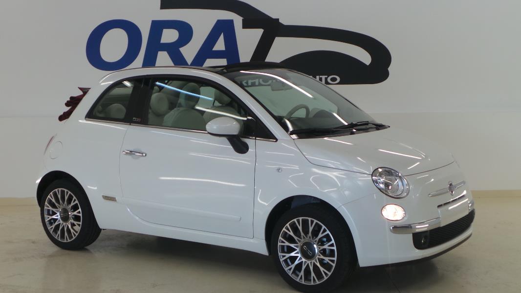 FIAT 500C 1.2 8V LOUNGE d'occasion dans votre centre ORA7