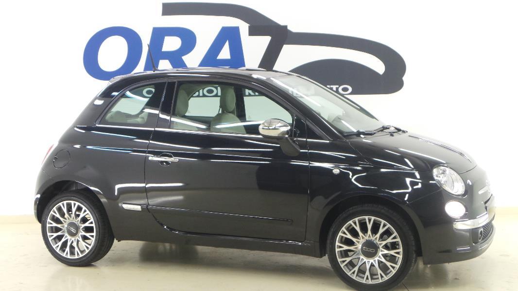 FIAT 500 1.2 8V 69 LOUNGE d'occasion dans votre centre ORA7