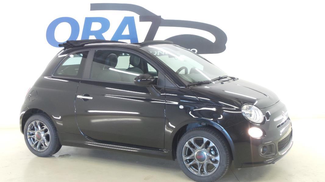 FIAT 500C 1.2 8V 69CH S d'occasion dans votre centre ORA7