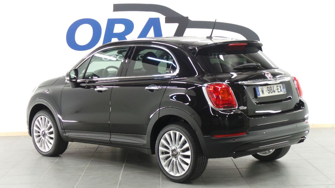 fiat 500x 1 6 multijet 16v 120ch lounge occasion. Black Bedroom Furniture Sets. Home Design Ideas