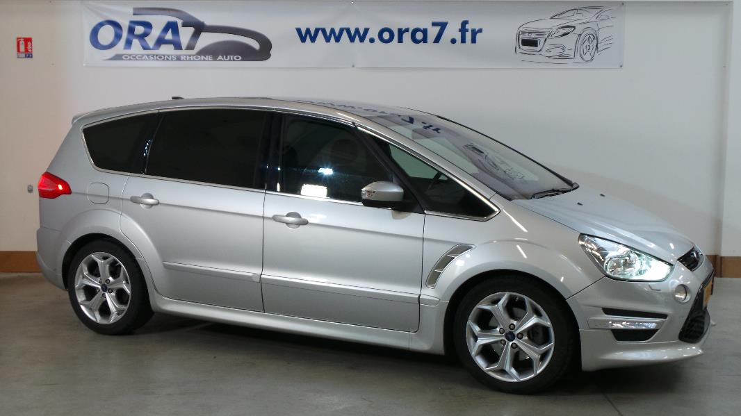 ford s max 2 2 tdci200 fap sport platinum bva6 7pl occasion lyon neuville sur sa ne rh ne ora7. Black Bedroom Furniture Sets. Home Design Ideas