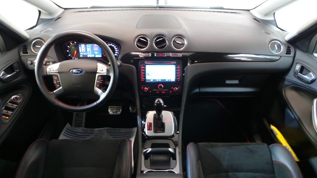 Ford S Max 2 2 Tdci200 Fap Sport Platinum Bva6 7pl