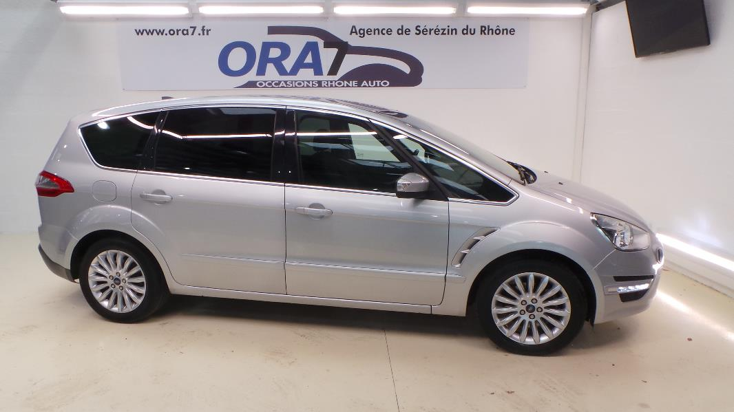 ford s max 2 0 tdci140 fap titanium occasion lyon s r zin rh ne ora7. Black Bedroom Furniture Sets. Home Design Ideas