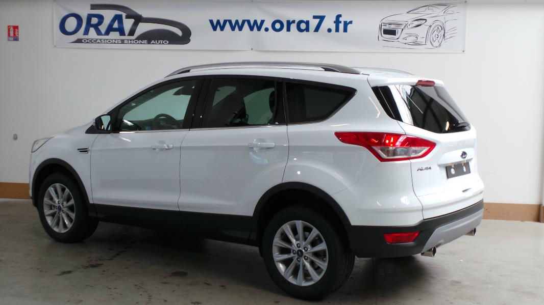 ford kuga 2 0 tdci 150ch fap titanium 4x2 occasion lyon neuville sur sa ne rh ne ora7. Black Bedroom Furniture Sets. Home Design Ideas