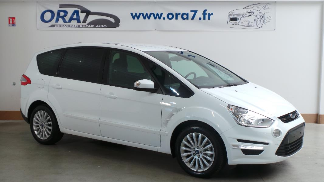 ford s max 2 0 tdci140 fap titanium gps 7pl occasion lyon neuville sur sa ne rh ne ora7. Black Bedroom Furniture Sets. Home Design Ideas