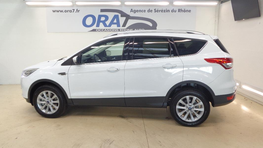 ford kuga 2 0 tdci 150ch fap titanium occasion lyon s r zin rh ne ora7. Black Bedroom Furniture Sets. Home Design Ideas