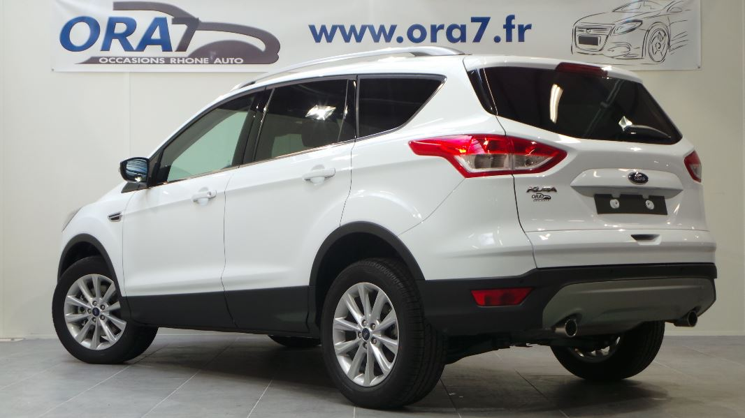 ford kuga 2 0 tdci 150ch titanium s s occasion lyon. Black Bedroom Furniture Sets. Home Design Ideas