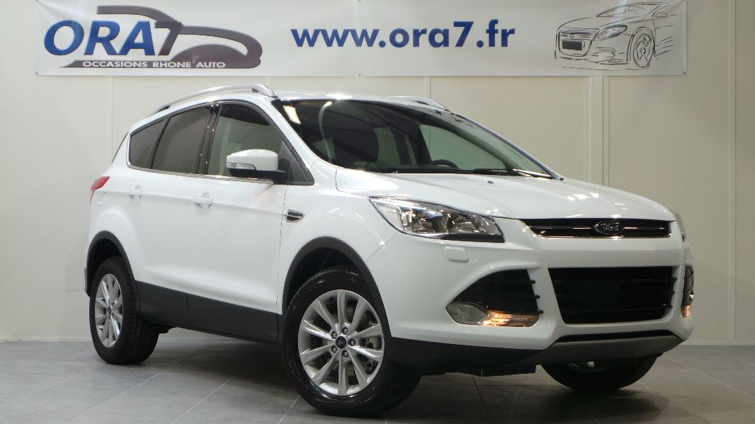 ford kuga 2 0 tdci 150ch titanium s s occasion lyon neuville sur sa ne rh ne ora7. Black Bedroom Furniture Sets. Home Design Ideas