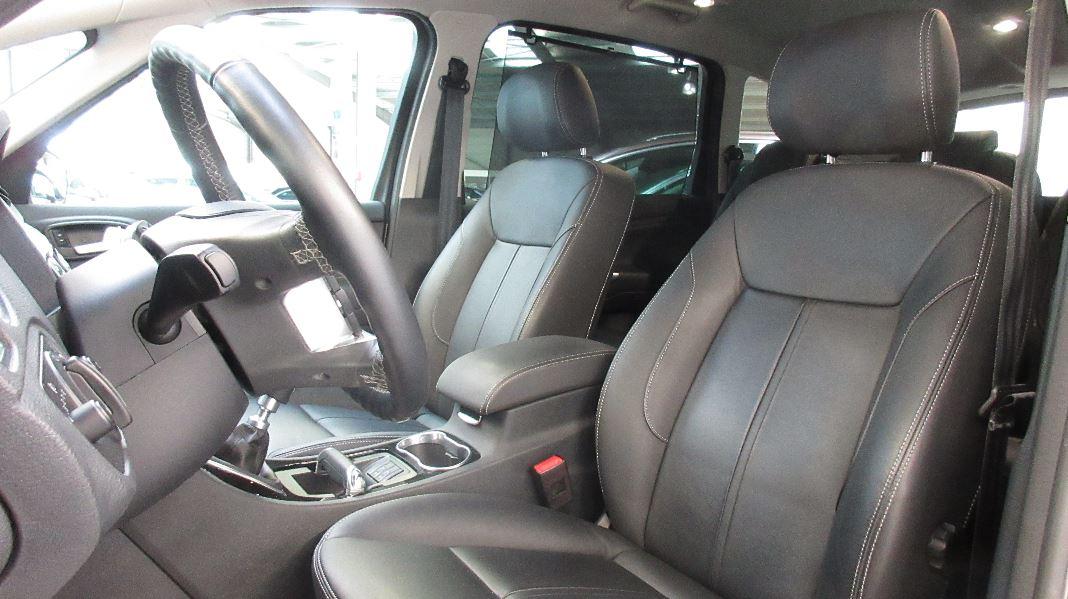 Ford S-max 2.0 Tdci 163ch Fap Titanium Gps 7 Places Occasion à Lyon ...