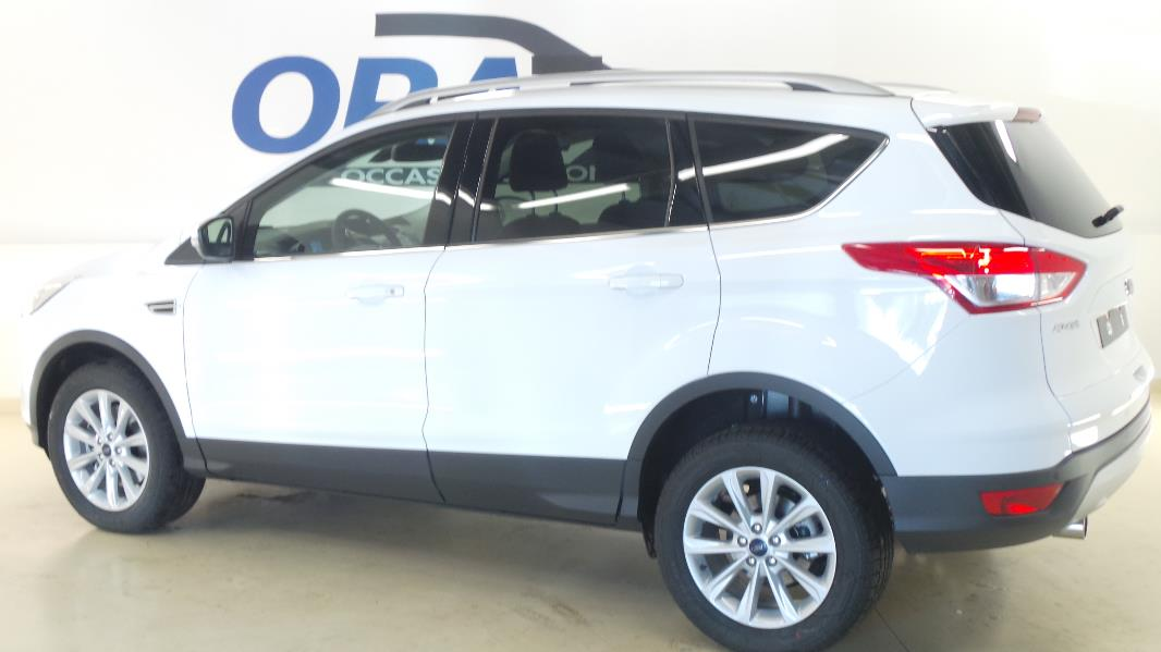 ford kuga 2 0 tdci 150ch fap titanium occasion. Black Bedroom Furniture Sets. Home Design Ideas