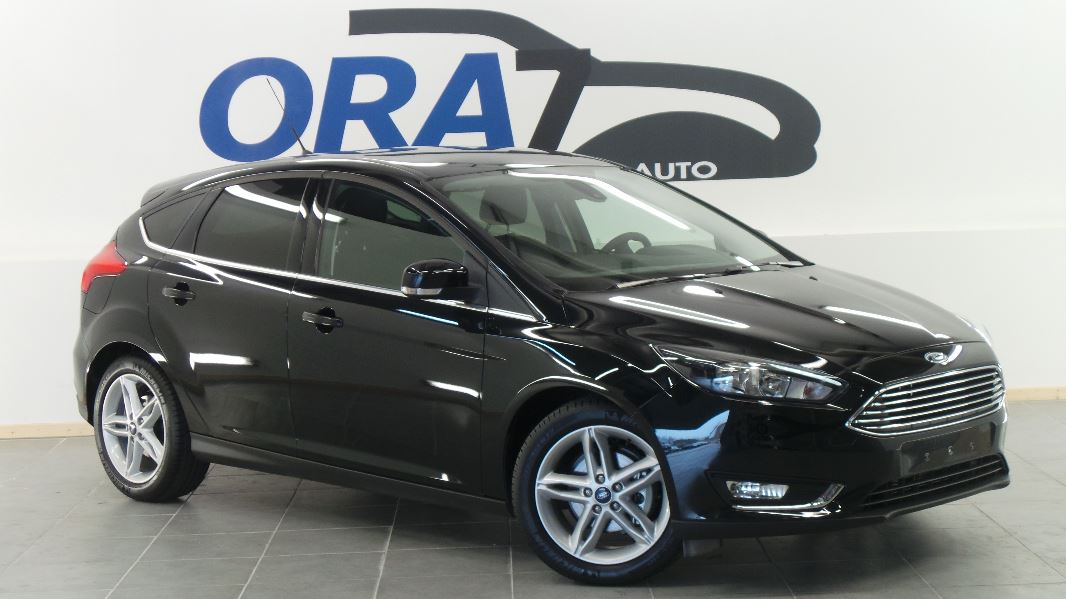 Ford focus 1 0 ecoboost 125 titanium s s occasion for Garage ford montelimar