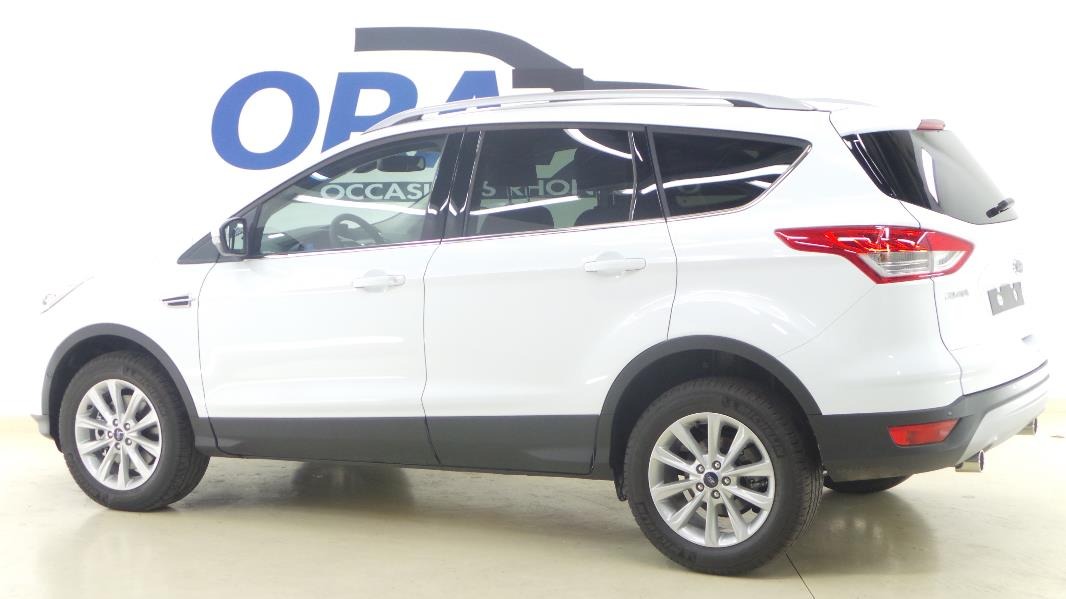 Ford kuga 2 0 tdci 150ch fap titanium occasion for Garage ford montelimar