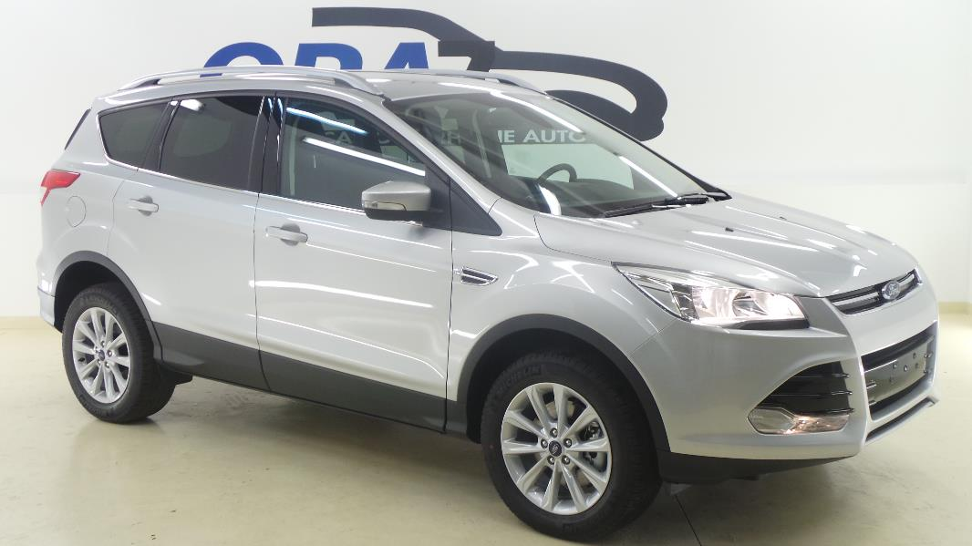 ford kuga 2 0 tdci 150ch fap titanium powershift 4x4 occasion mont limar drome ard che ora7. Black Bedroom Furniture Sets. Home Design Ideas