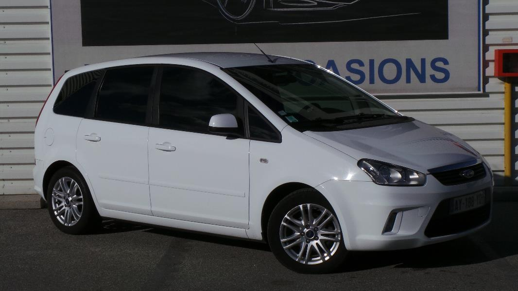 Ford c max 1 6 tdci90 trend occasion mont limar drome for Garage ford montelimar