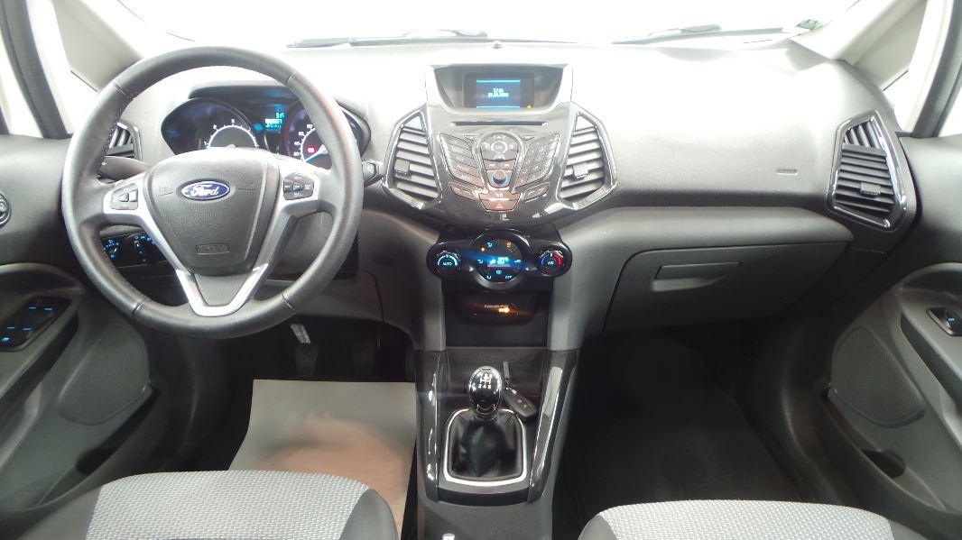 Ford Ecosport 1 5 Tdci 90ch Fap Titanium Occasion 224