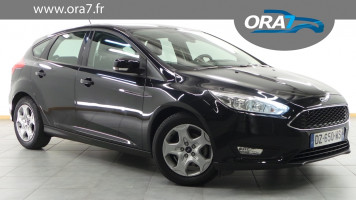 FORD FOCUS - NOIR METAL