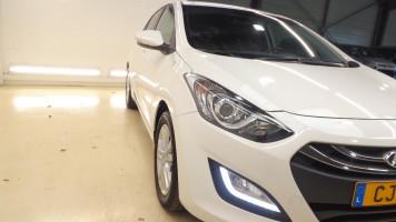 HYUNDAI I30 1.6 CRDI110 PACK INVENTIVE LIMITED BLUE DRIVE 5P