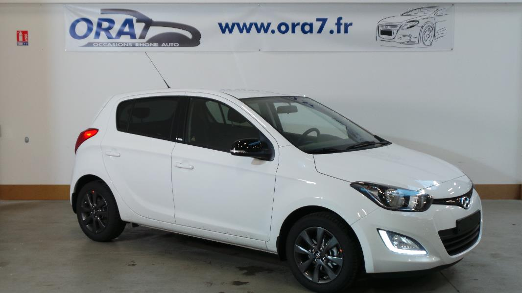 Hyundai I20 1 2 Pack Go Occasion 224 Lyon Neuville Sur
