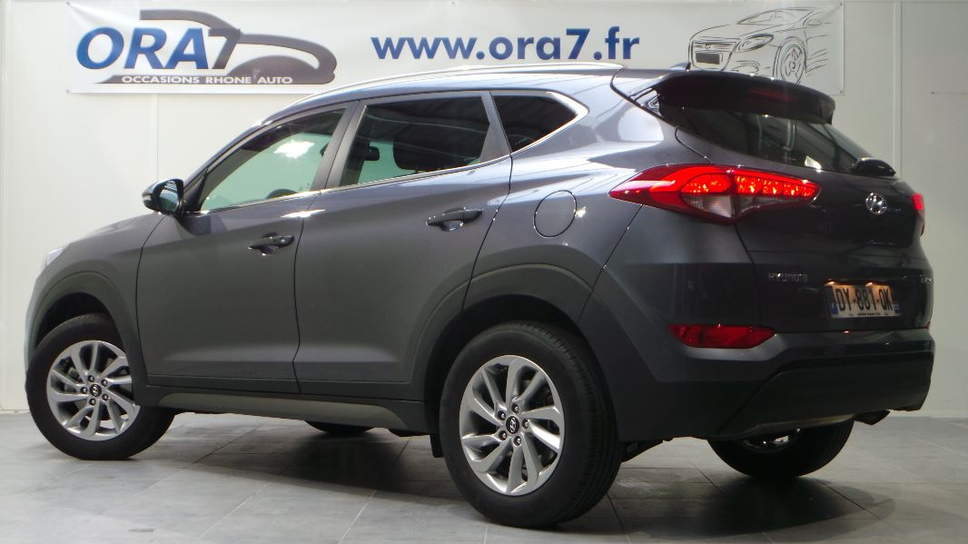 hyundai tucson 1 6 gdi 132 creative 2wd occasion lyon neuville sur sa ne rh ne ora7. Black Bedroom Furniture Sets. Home Design Ideas