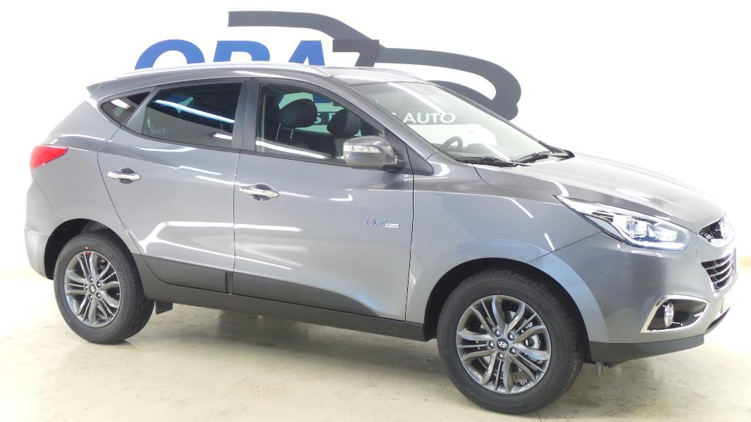 HYUNDAI IX35 1.7 CRDI 115CH PACK BUSINESS BLUE DRIVE d'occasion dans votre centre ORA7