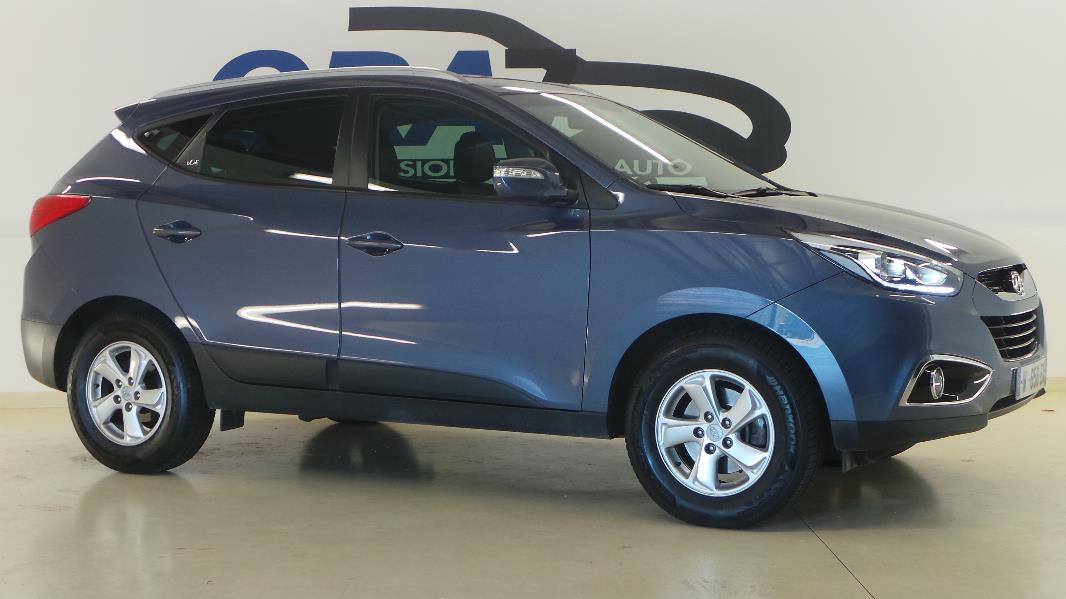 HYUNDAI IX35 2.0 CRDI136 PACK PREMIUM 4WD d'occasion dans votre centre ORA7