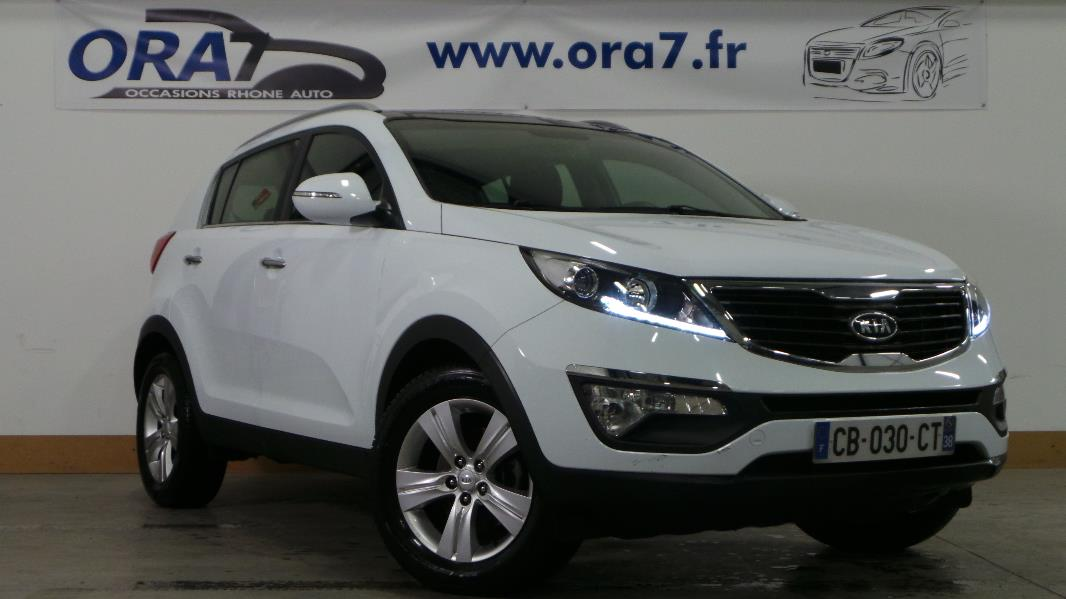 kia sportage 1 7 crdi 115 active smartdrive occasion lyon neuville sur sa ne rh ne ora7. Black Bedroom Furniture Sets. Home Design Ideas
