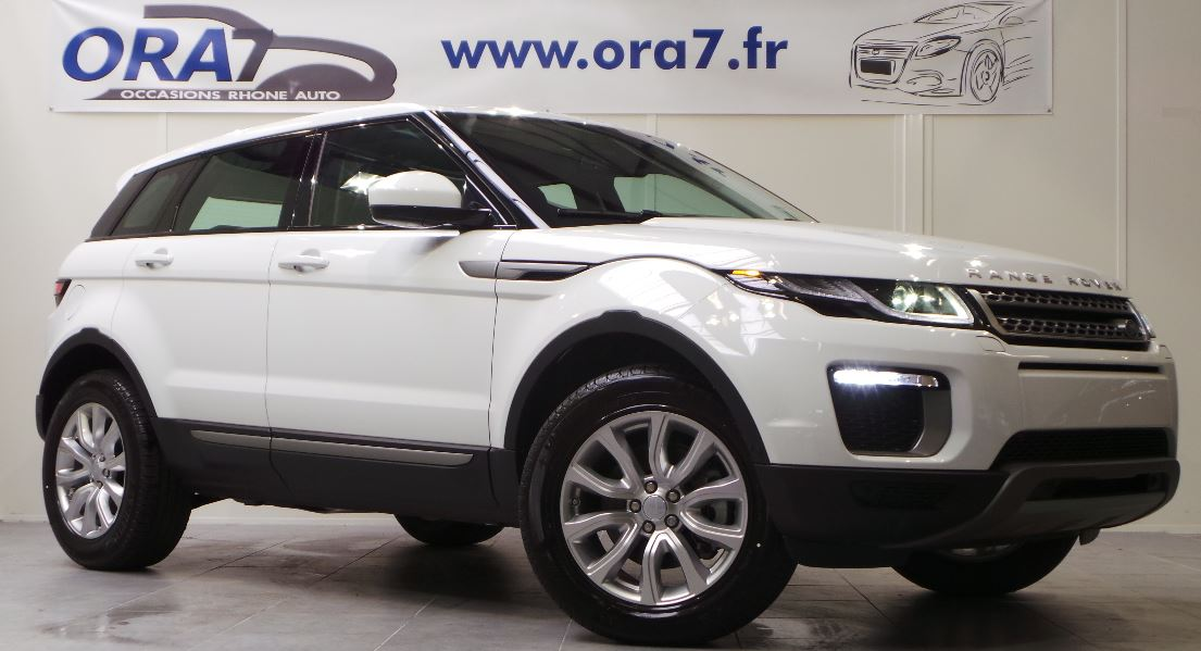 land rover evoque 2 0 td4 150 se bva mark iii occasion lyon neuville sur sa ne rh ne ora7. Black Bedroom Furniture Sets. Home Design Ideas
