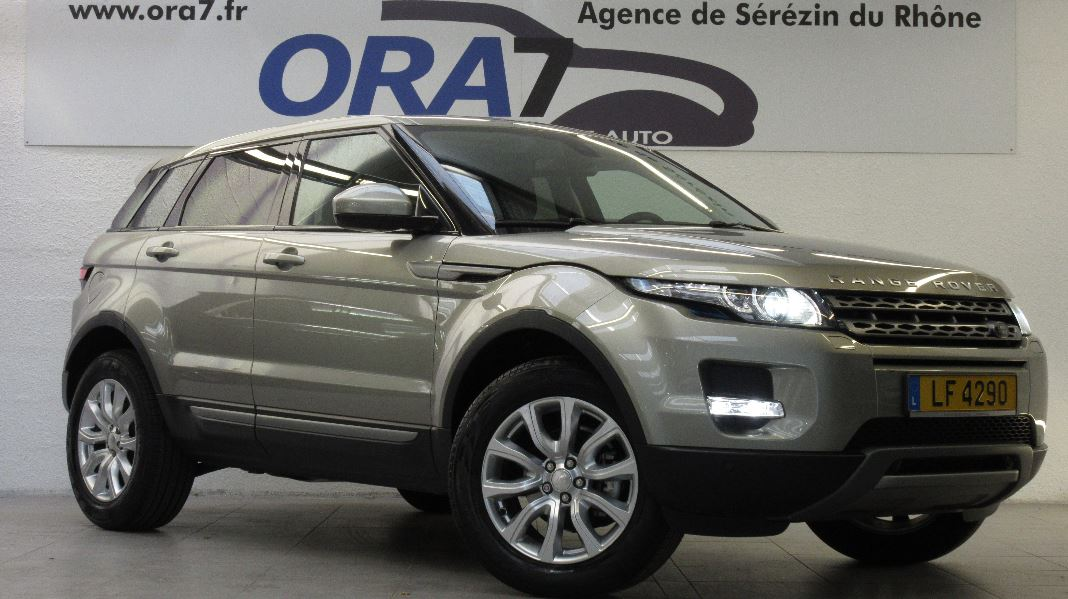 land rover evoque 2 2 ed4 pure pack tech pure 4x2 mark i occasion lyon s r zin rh ne ora7. Black Bedroom Furniture Sets. Home Design Ideas