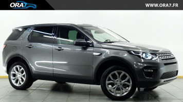 LAND-ROVER DISCOVERY SPORT 2.0 TD4 180CH HSE AWD BVA MARK IV