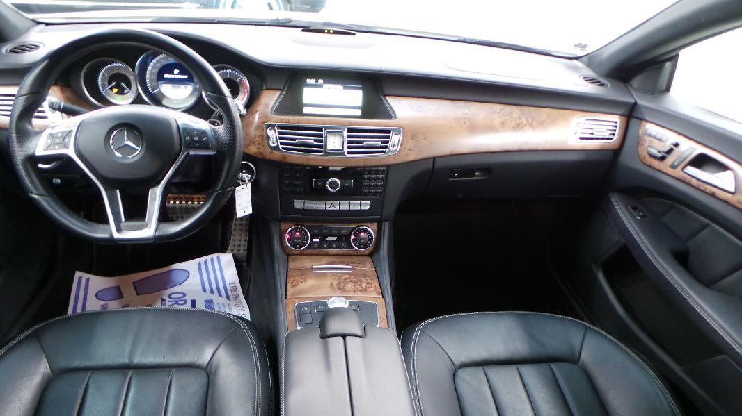 Mercedes Classe Cls W218 350 Cdi Occasion 224 Lyon S 233 R 233 Zin