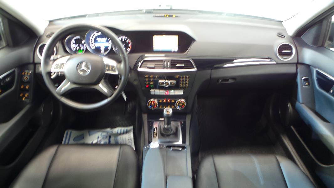 Mercedes classe c w204 220 cdi avantgarde pack luxe ba for Mercedes classe m interieur