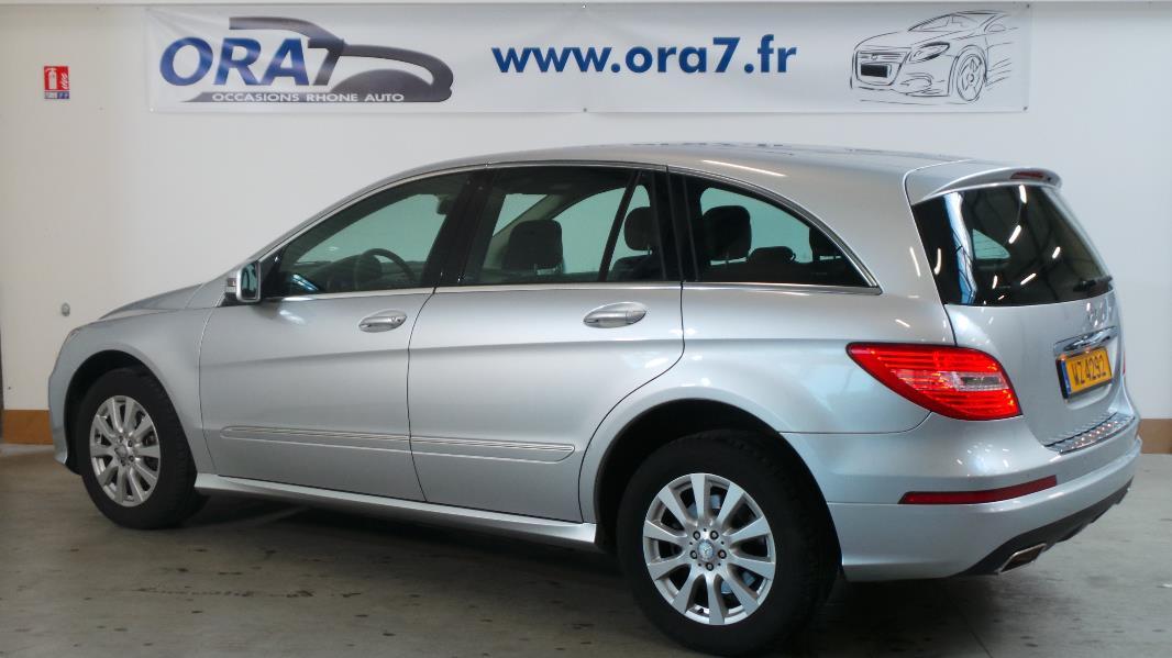 Mercedes Classe R 300 Cdi Be Occasion A Lyon Neuville Sur Saone