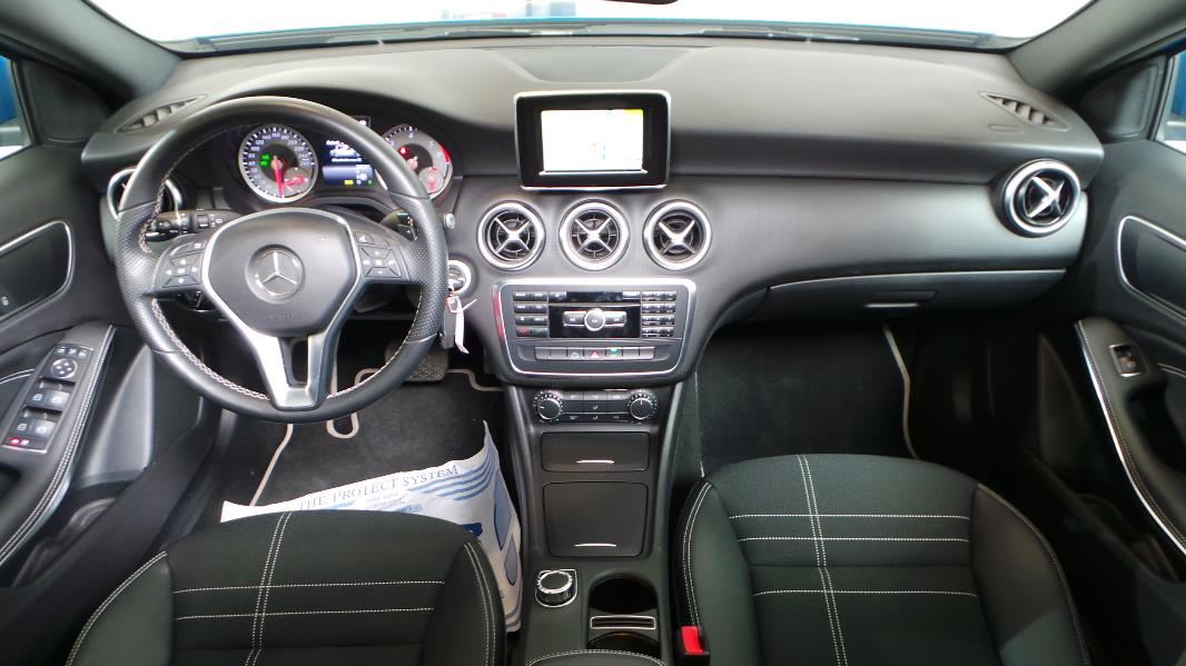 Mercedes classe a w176 180 cdi sensation 7g dct occasion for Interieur mercedes classe a