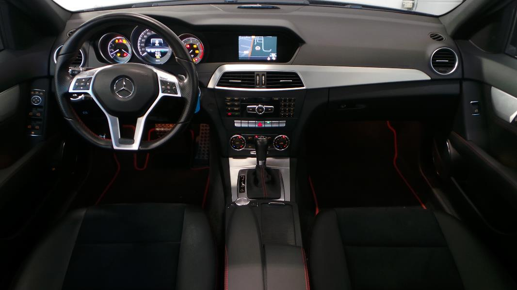 Mercedes Classe C W204 350 Cdi Avantgarde Executive 7g