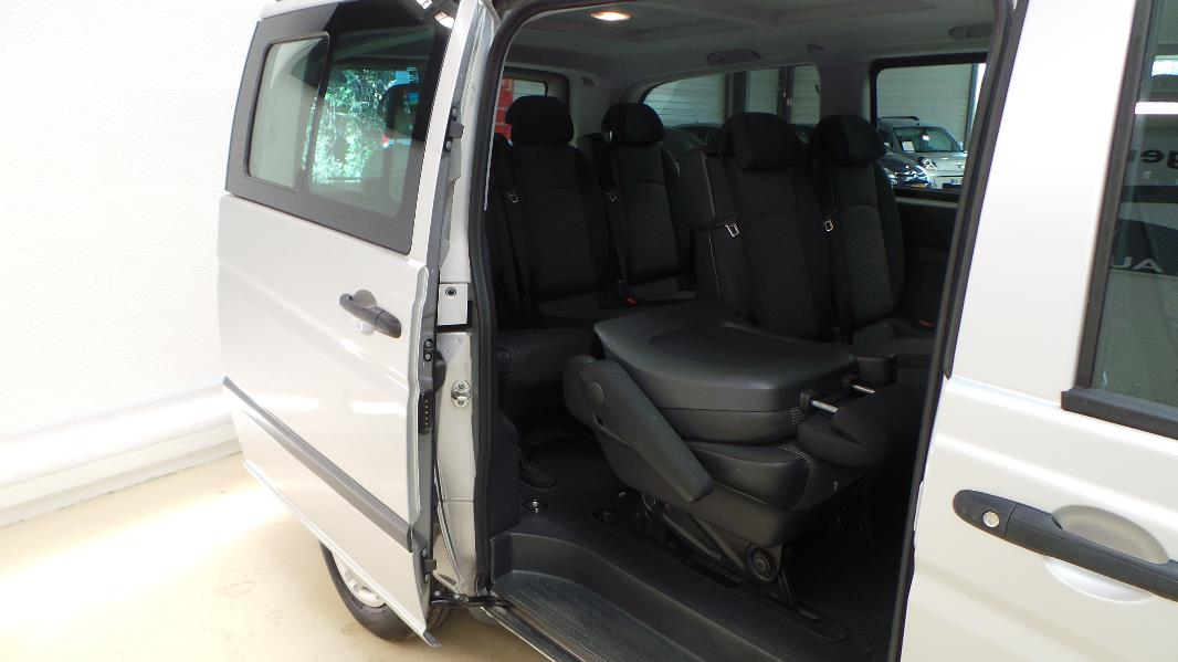 mercedes vito 116 cdi be combi long ba occasion lyon s r zin rh ne ora7. Black Bedroom Furniture Sets. Home Design Ideas