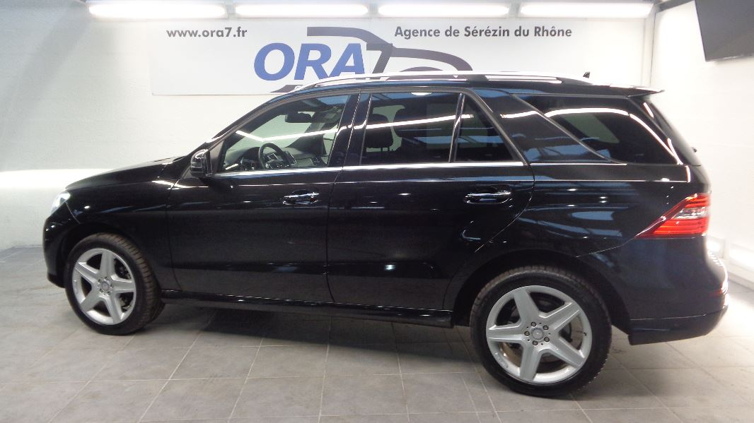 mercedes classe ml w166 350 bluetec fascination 7g tronic occasion lyon s r zin rh ne ora7. Black Bedroom Furniture Sets. Home Design Ideas
