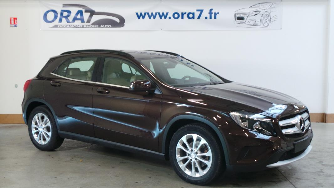 mercedes classe gla x156 220 cdi 4matic inspiration 7g dct occasion lyon neuville sur sa ne. Black Bedroom Furniture Sets. Home Design Ideas