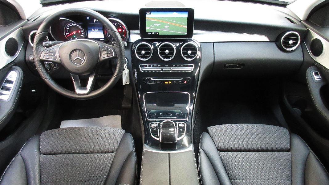 Mercedes classe c w205 220 bluetec business executive 7g for Mercedes classe c interieur