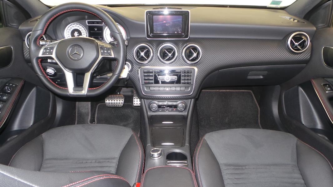 Mercedes classe a w176 180 cdi fascination 7g dct for Mercedes classe m interieur