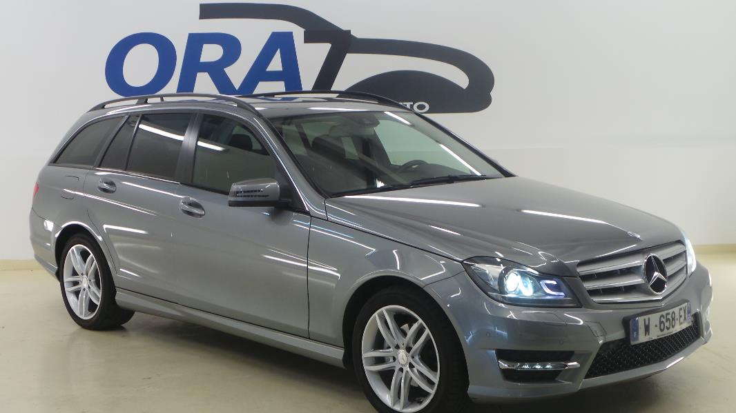 mercedes classe c break s204 200 cdi business executive 7g tronic occasion mont limar