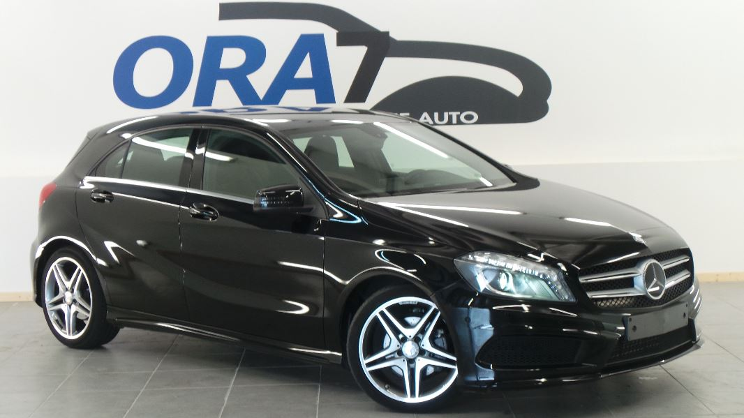 mercedes classe a  w176  180 cdi fascination occasion  u00e0