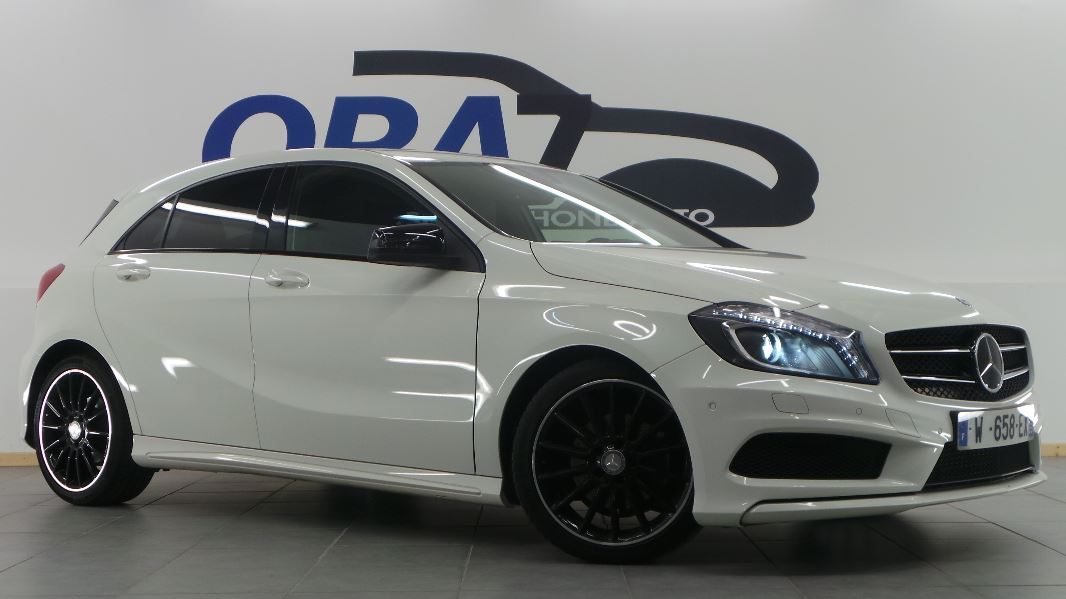 mercedes classe a w176 200 cdi fascination 7g dct