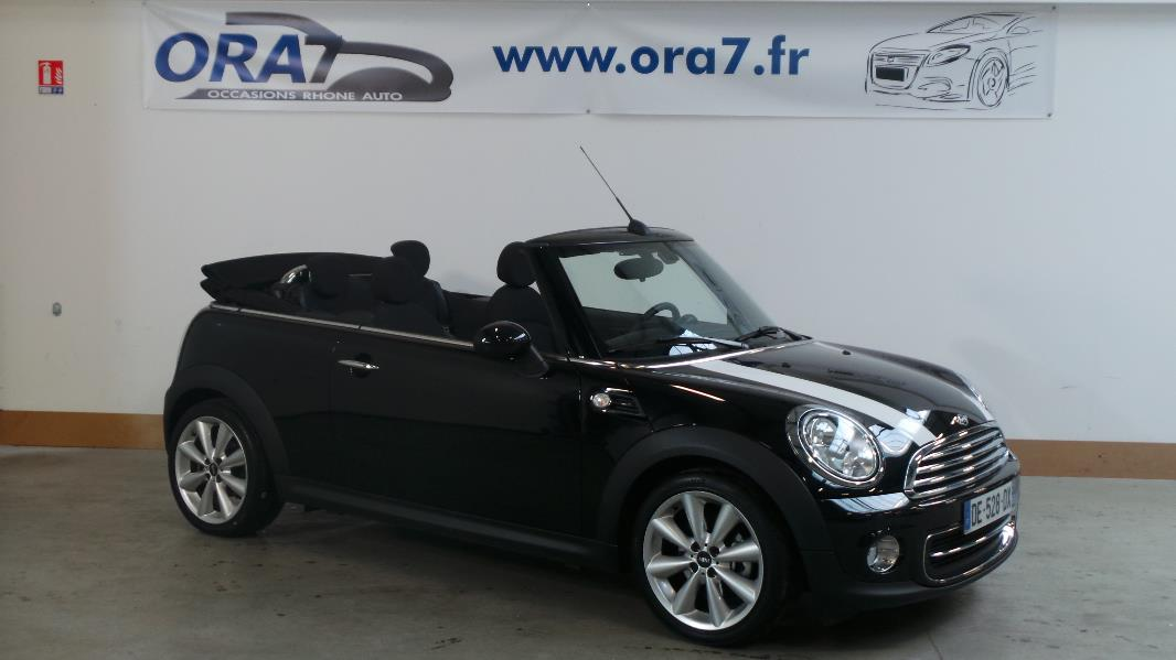 mini cabrio cooper pack chili ba occasion lyon neuville. Black Bedroom Furniture Sets. Home Design Ideas
