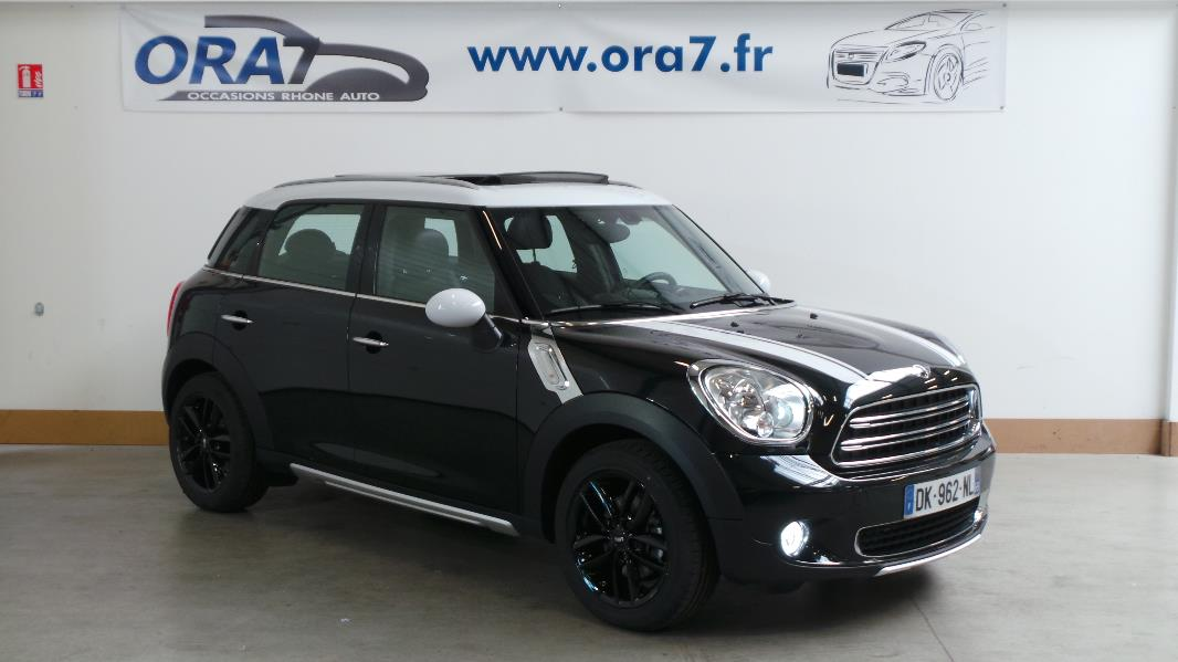 mini countryman cooper d all4 pack chili occasion lyon neuville sur sa ne rh ne ora7. Black Bedroom Furniture Sets. Home Design Ideas