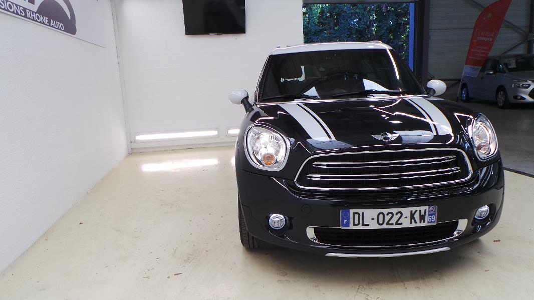 mini countryman cooper d all4 pack chili occasion lyon s r zin rh ne ora7. Black Bedroom Furniture Sets. Home Design Ideas